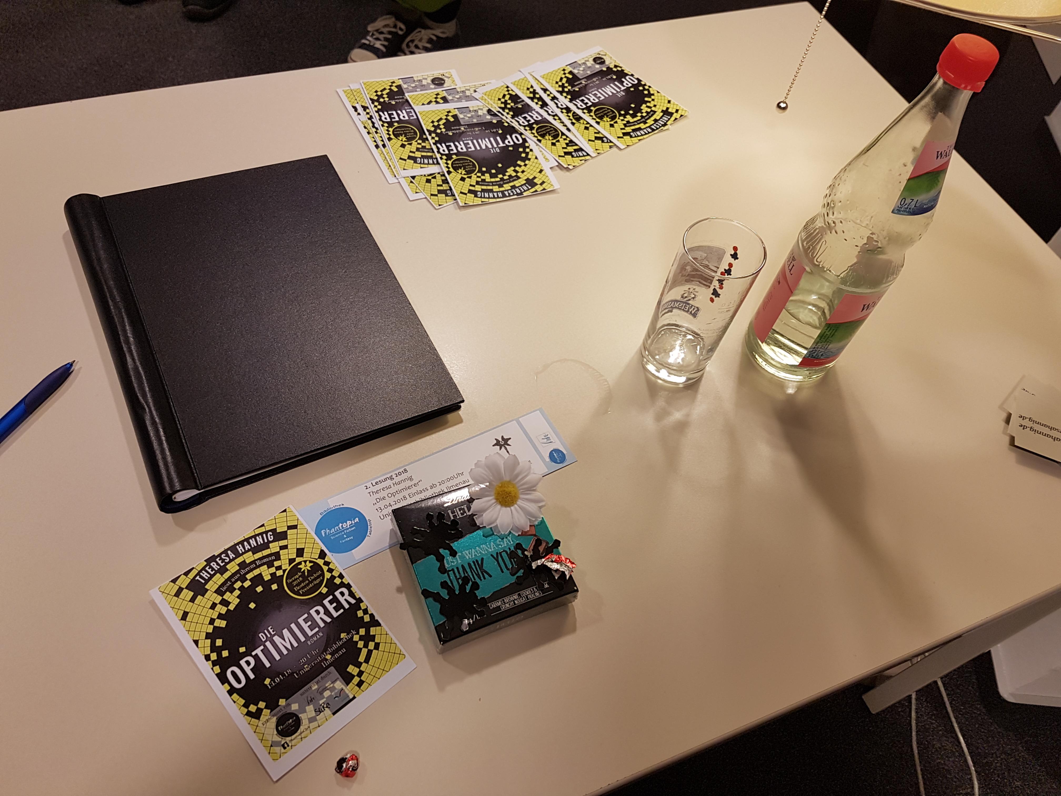 Mein Tisch