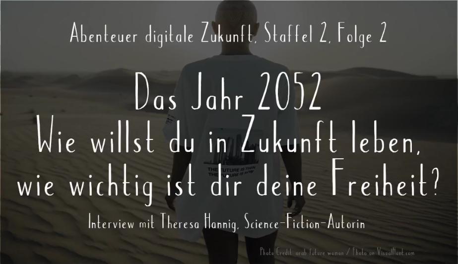 """Interview für den Podcast """"Abenteuer Digitale Zukunft"""""""