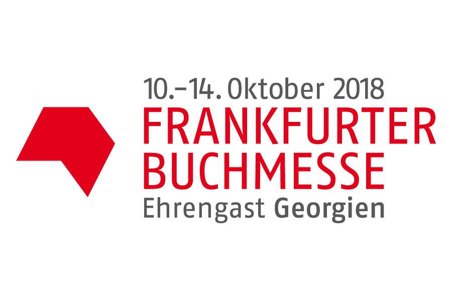 Ich bin auf der Frankfurter Buchmesse 2018