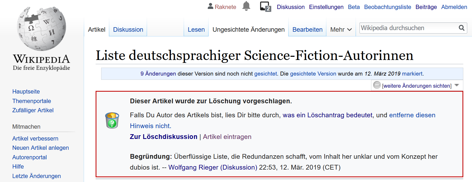 Liste deutschsprachiger Science-Fiction-Autorinnen