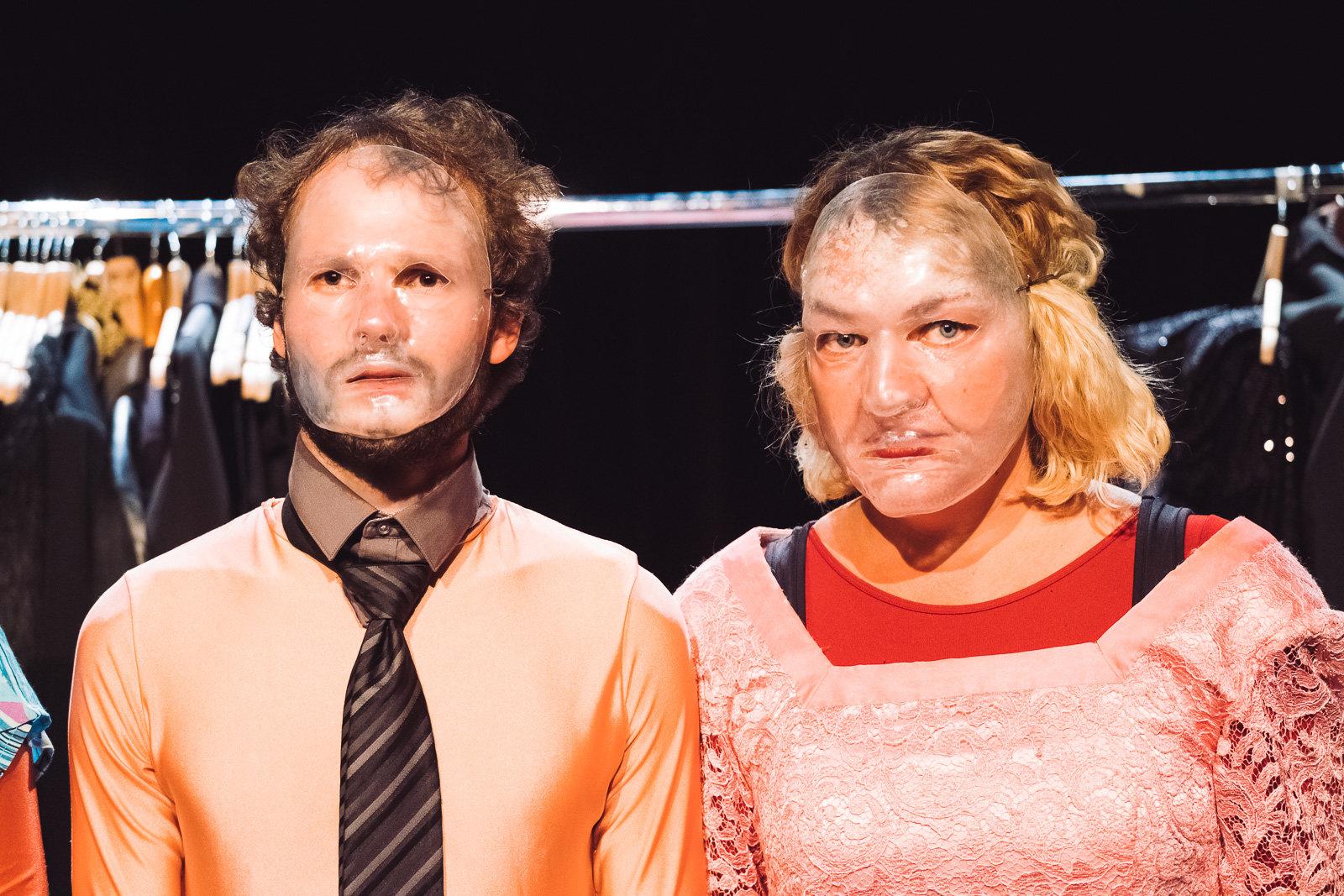 """Uraufführung von """"Die Optimierer"""" im Societaetstheater in Dresden"""