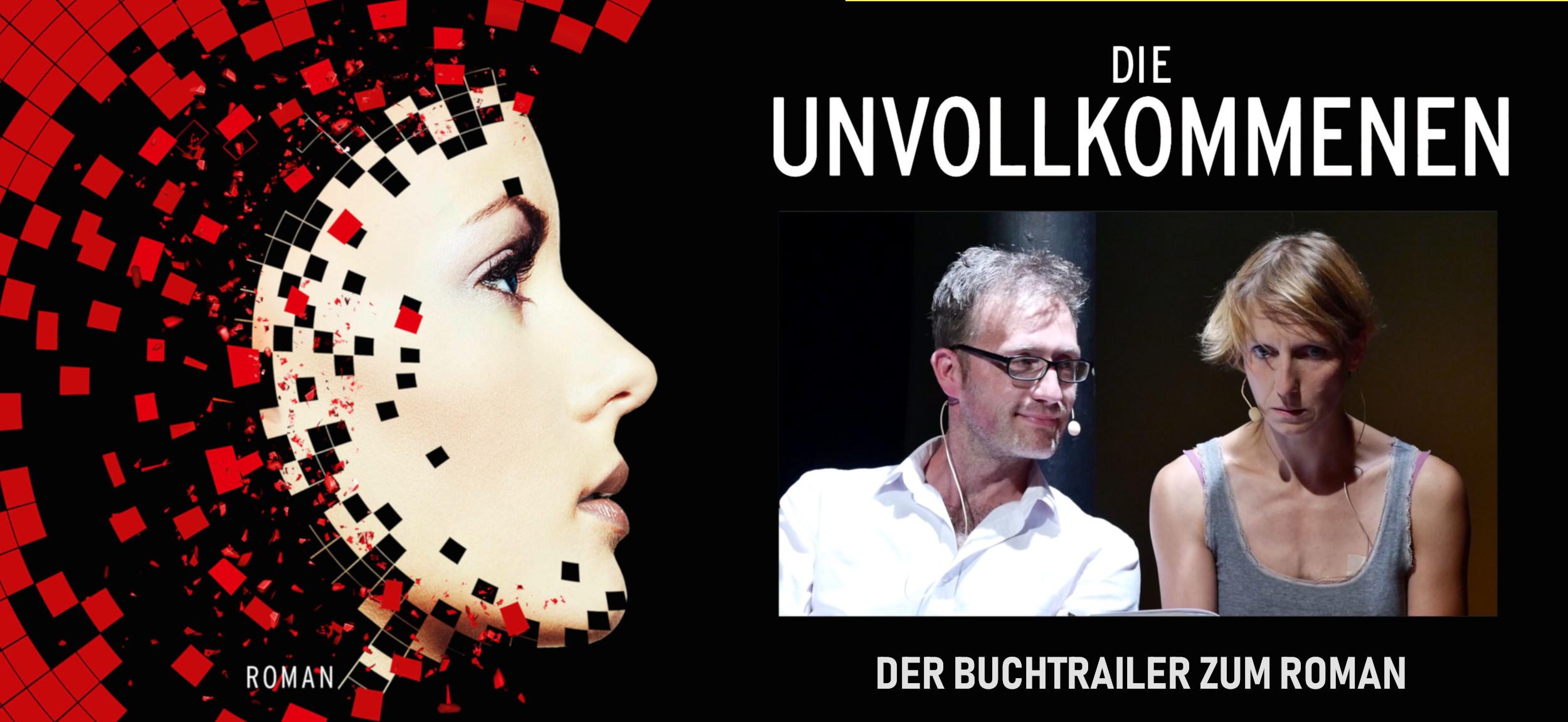 """TRAILER zum neuen Roman """"Die Unvollkommenen"""""""
