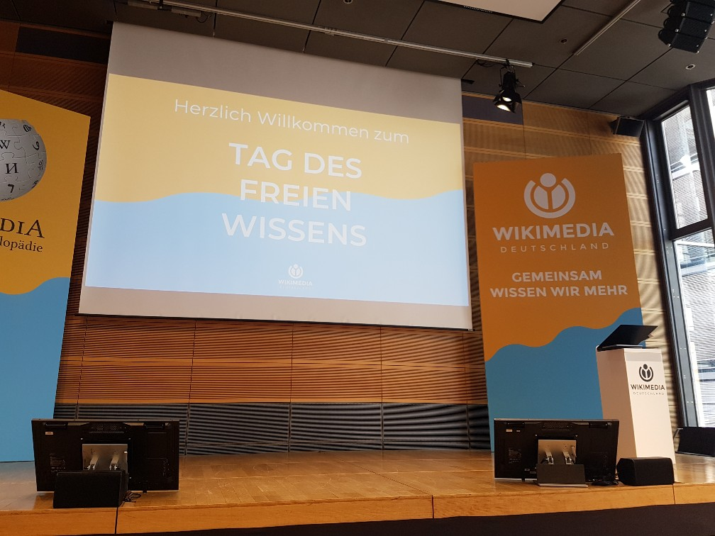Der Tag des Freien Wissens in Berlin – ein Bericht