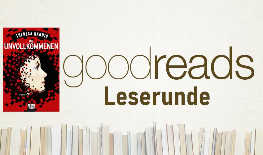 Leserunde bei Goodreads