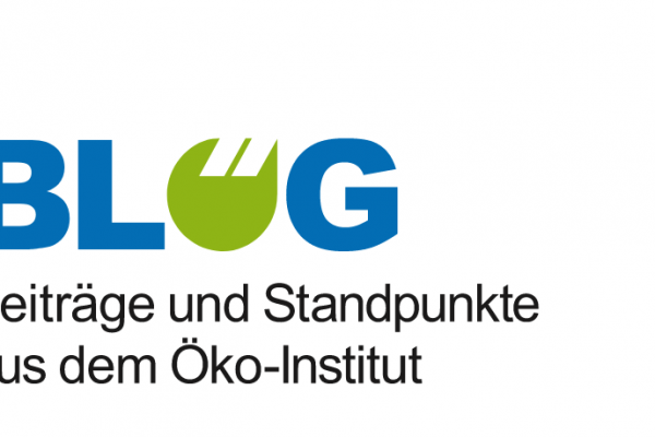 Beitrag im Blog des Öko Instituts: All you can consume!