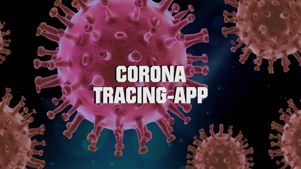 "Video-Kommentar zum Thema ""Corona Tracing App"""