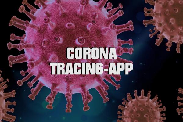 "Video-Kommentar zum Thema ""Corona Tracing App"""